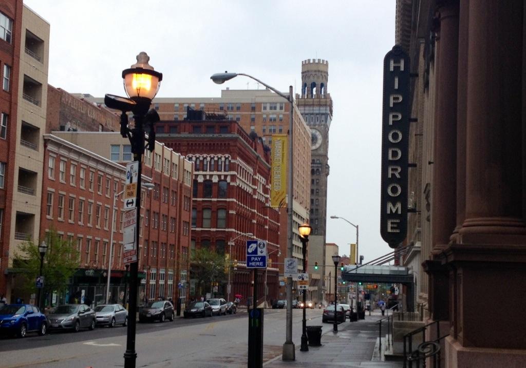 Passeggiando per Baltimore...