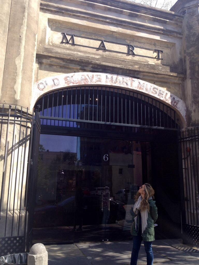 Charleston Slaves Museum