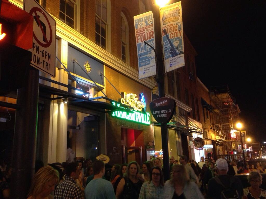 Nashville nights
