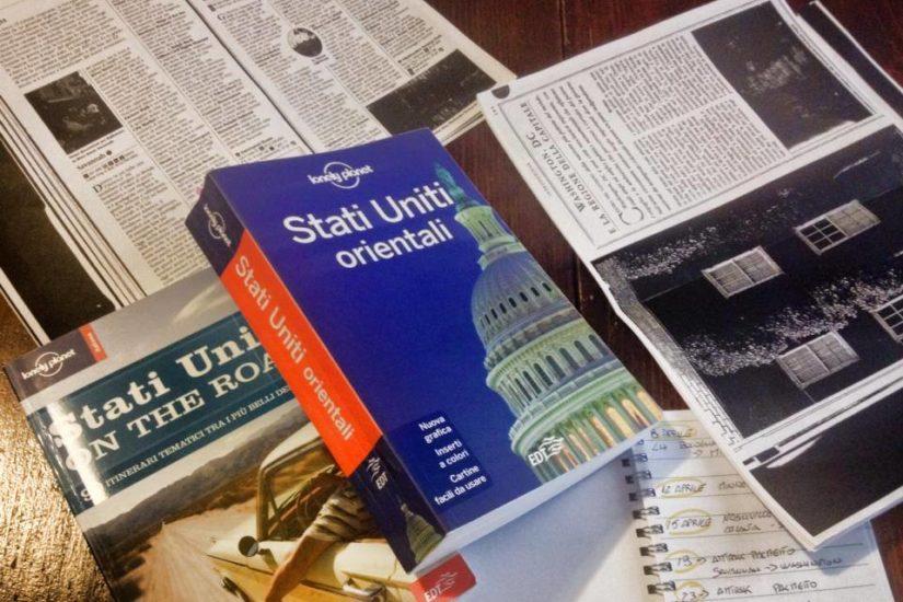 Organizzando un viaggio negli USA