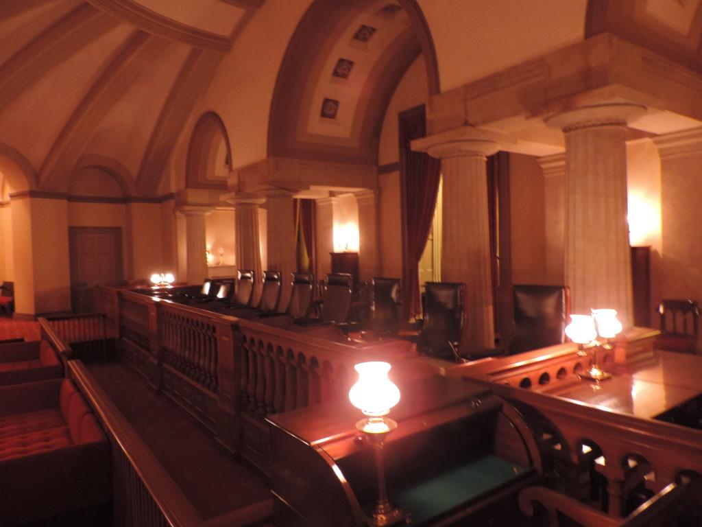 Old Senators Chamber