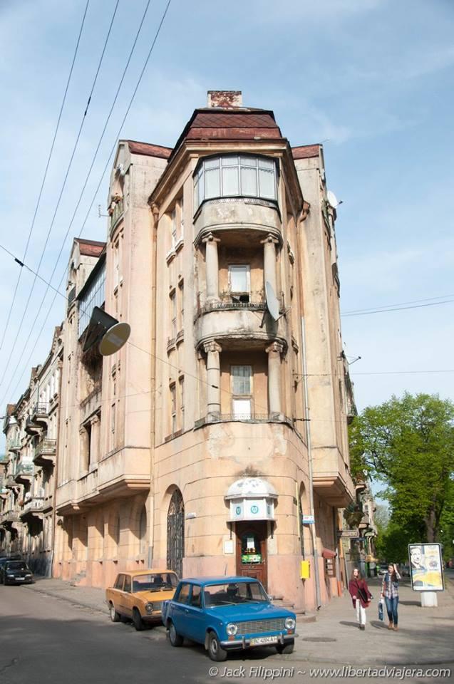Flatiron L'viv, Ucraina