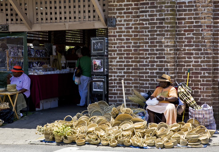 Artigianato caraibico al City Market