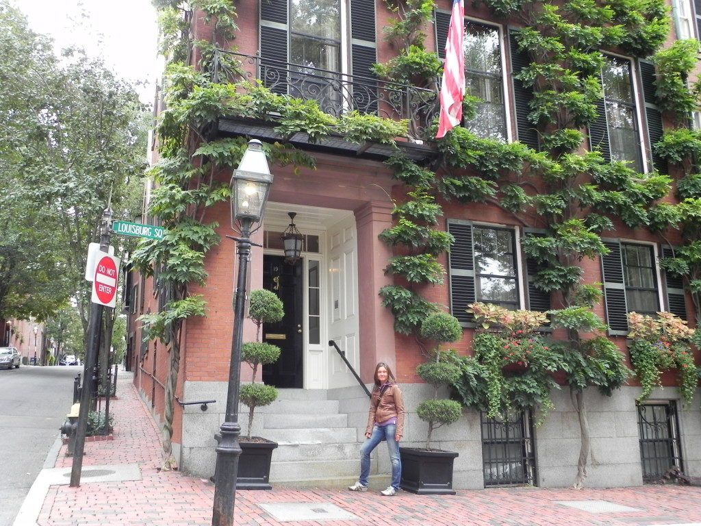 Beacon Hill, the house of Senator John McCain
