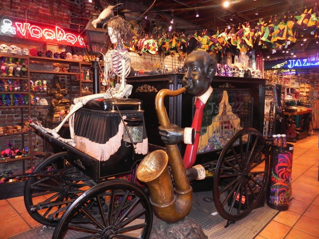 Life and death in New Orleans, the joyful hearses