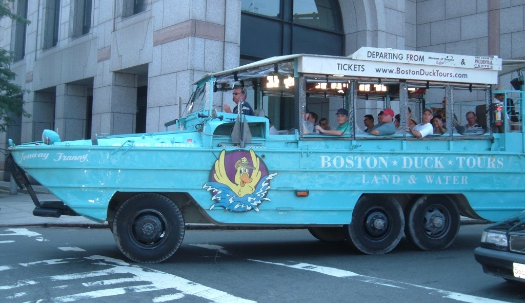 Duck Tour Boston
