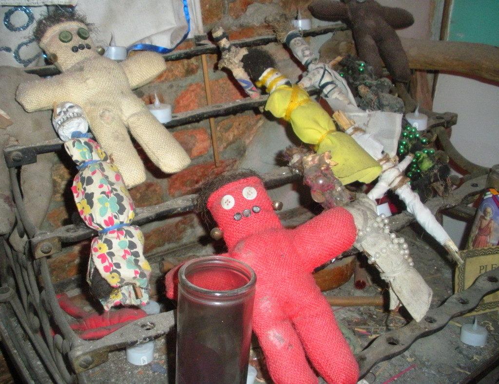 The Voodoo Dolls