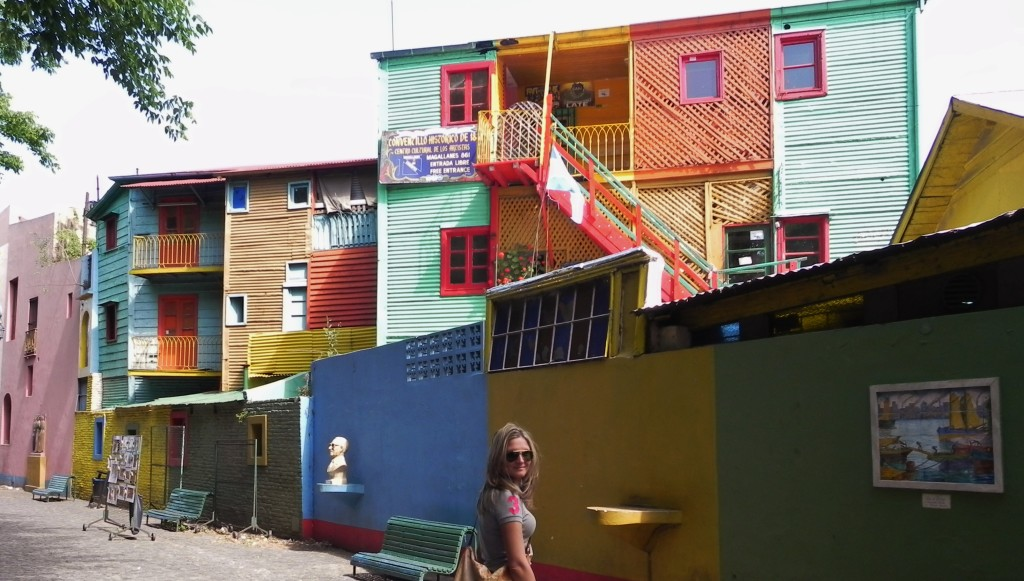Buenos Aires, i colori della Boca
