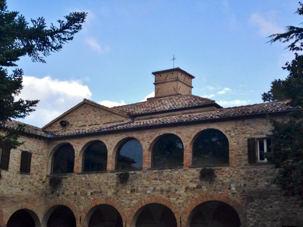 Il Convento di Montefiorentino