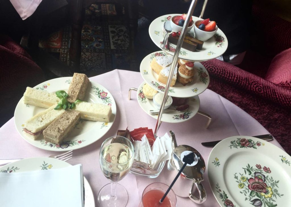 Afternoon Tea in the Grand Hall