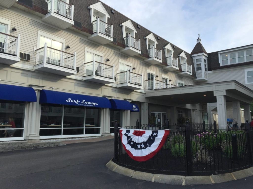Boston and the neighborhoods: Nantasket Beach Resort