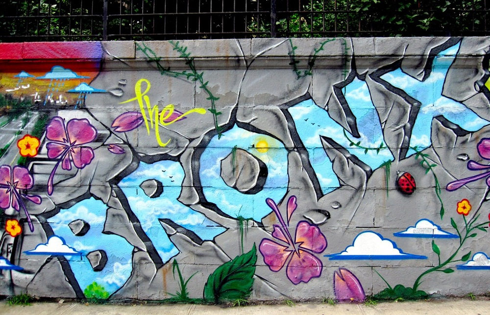 What to see in new York: discover the Bronx, murals (Credits wearethebronx.org)