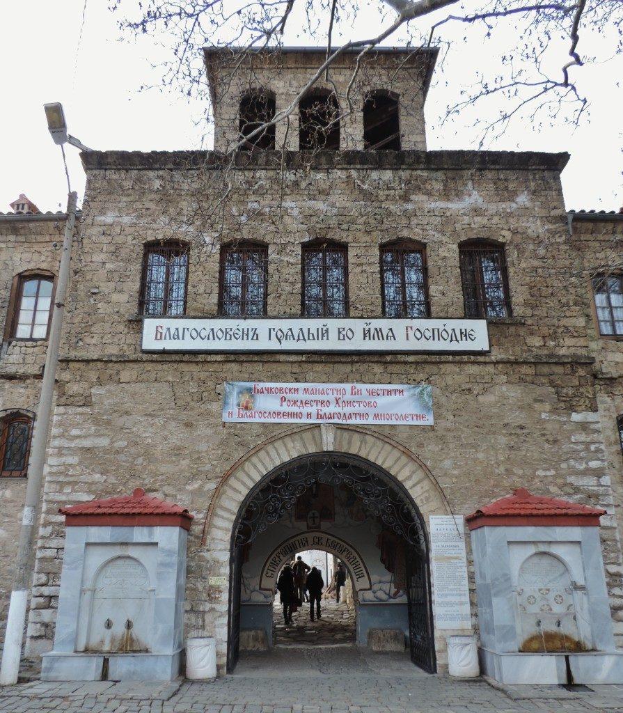 Il Monastero di Bachkovo