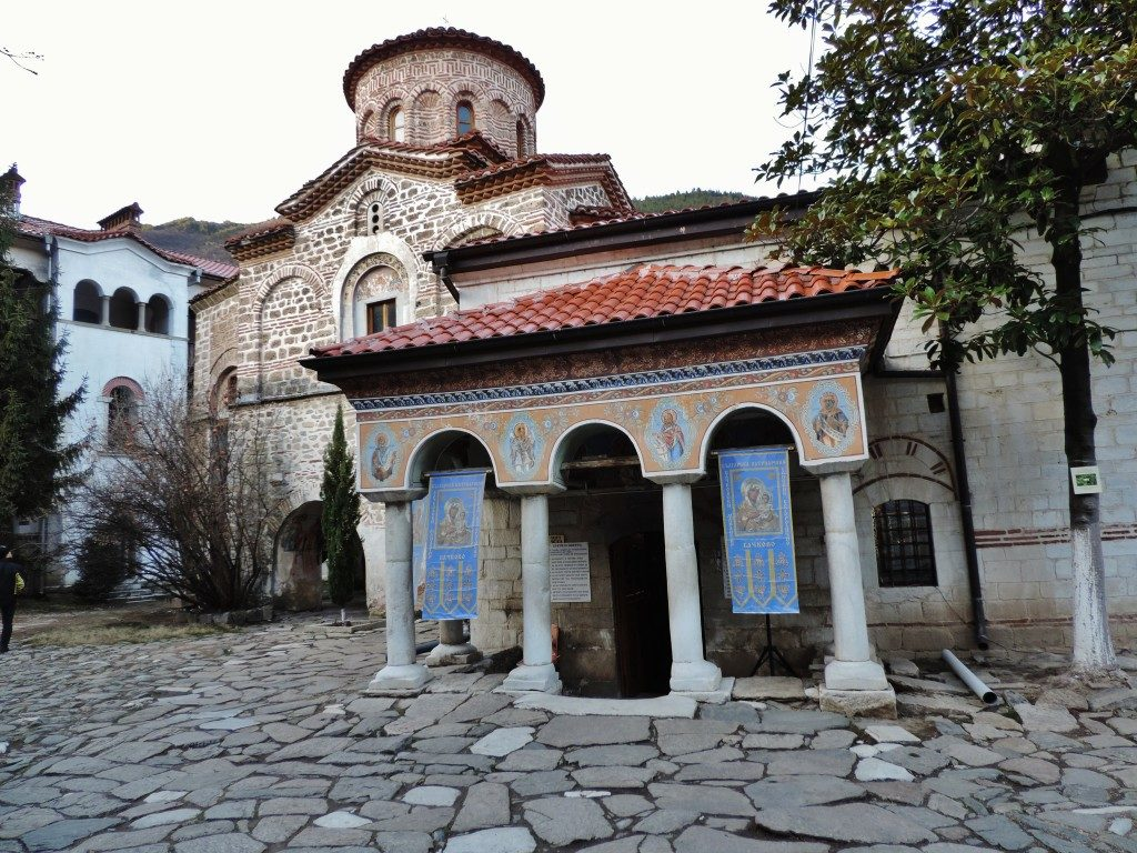 The Church of Sveta Bogoridtsa