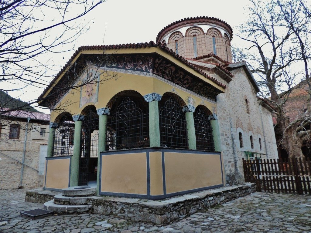 The Church of Sveti Nikolai