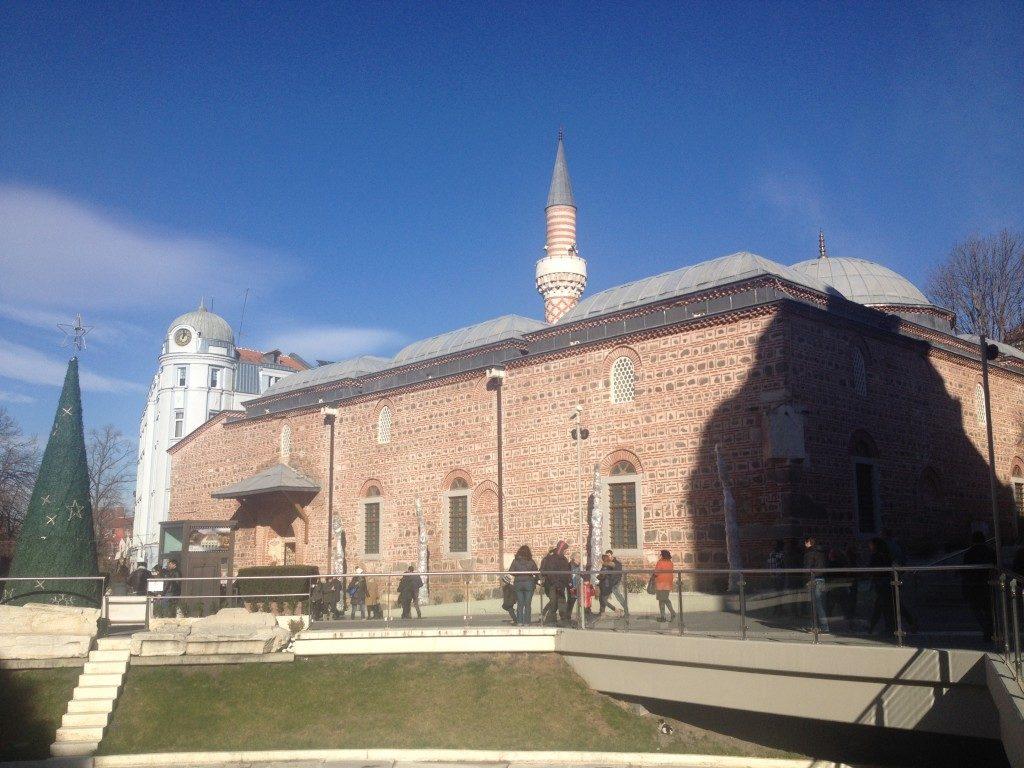 Plovdiv, la Moschea Dzhumaya