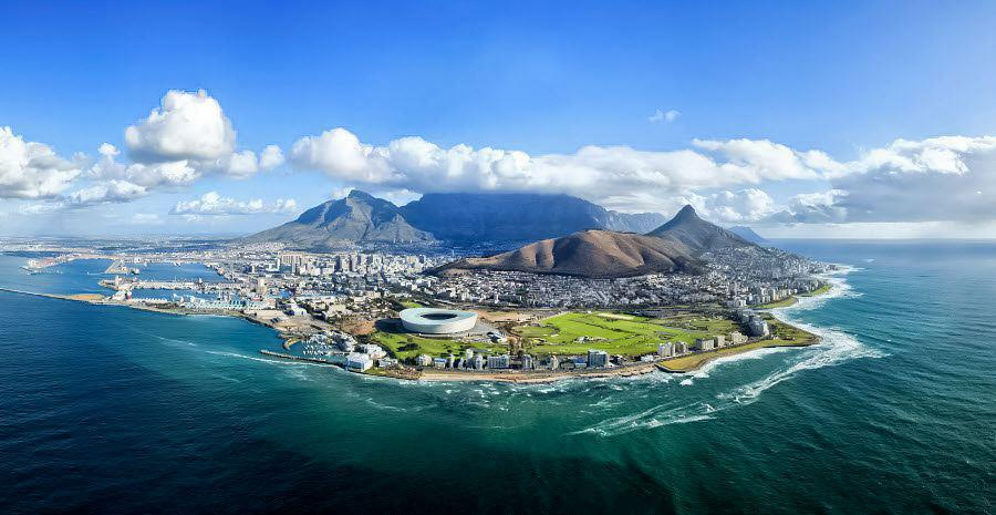 Cape Town (Photo Credits travelstart.co.za)