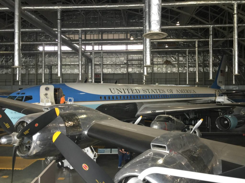 Presidential Aircraft, panoramica sugli Air Force One