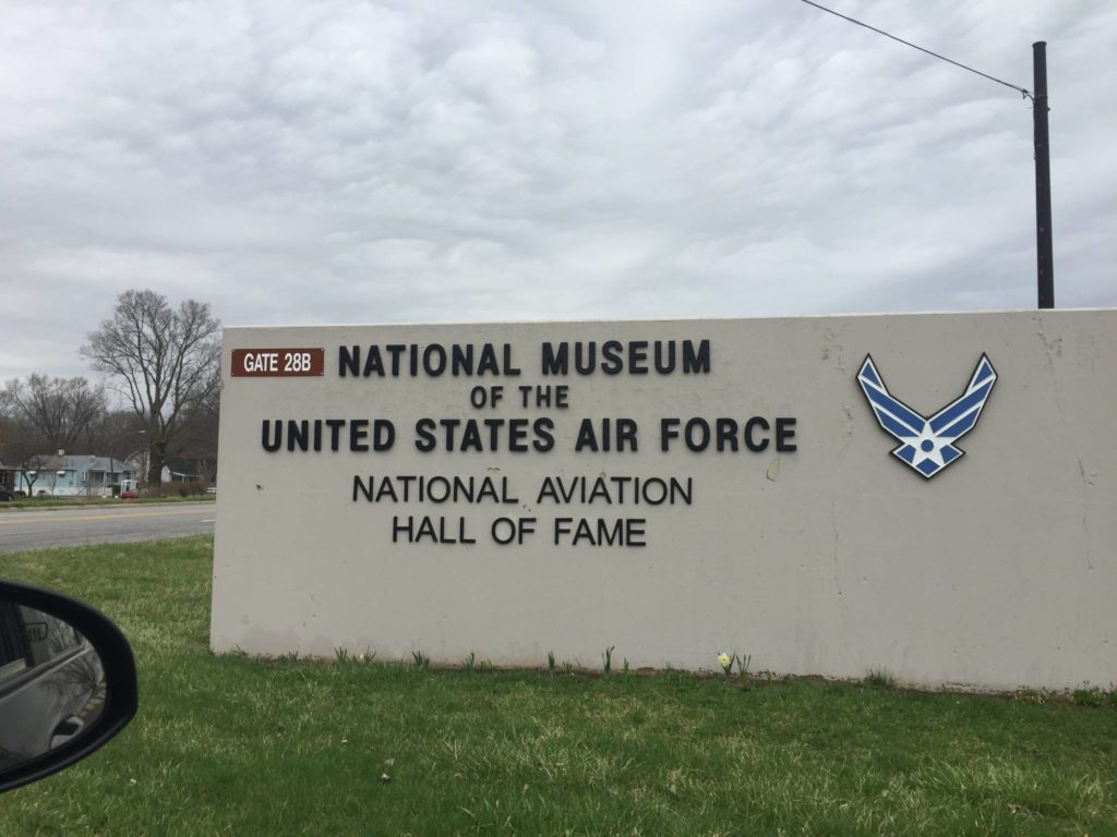 The National Museum of the US Air Force