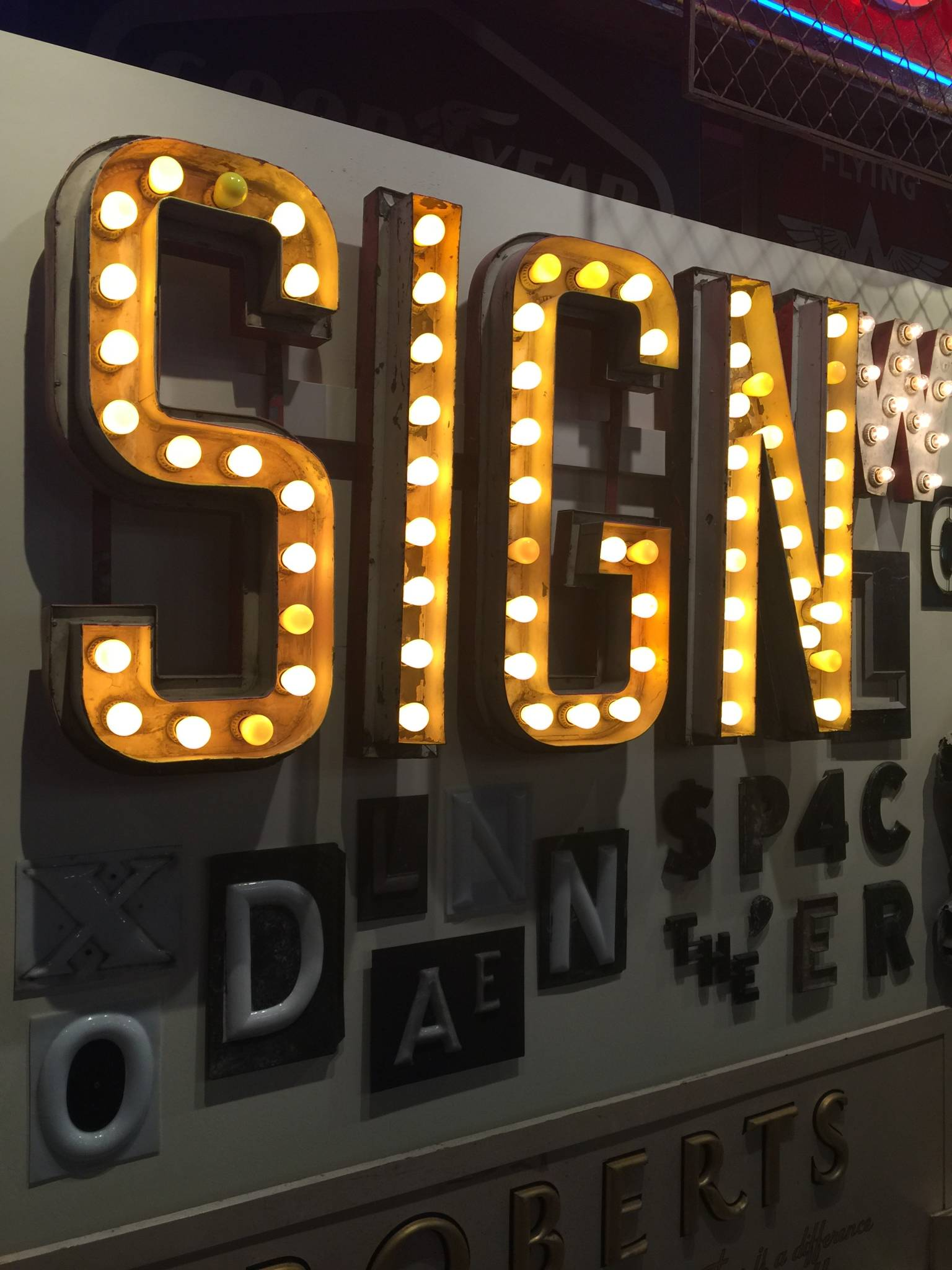 Favorito USA on the road: visitare l'American Sign Museum di Cincinnati RF15
