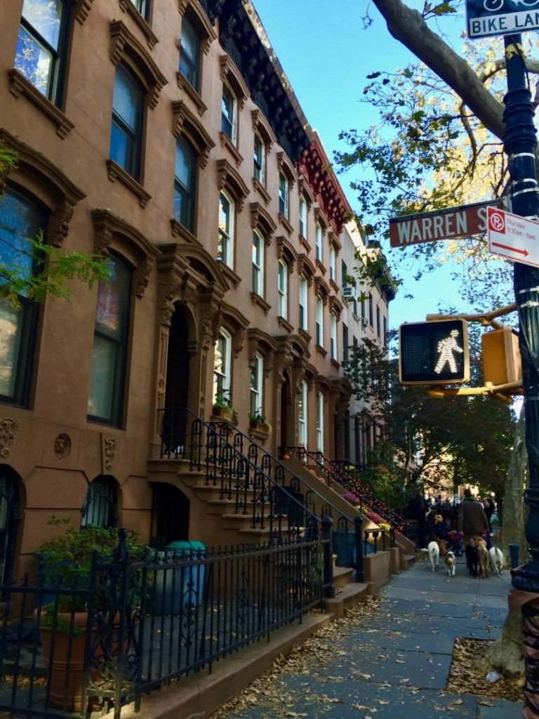 What to see in Brooklyn: walking between Cobble Hill and Warren Place