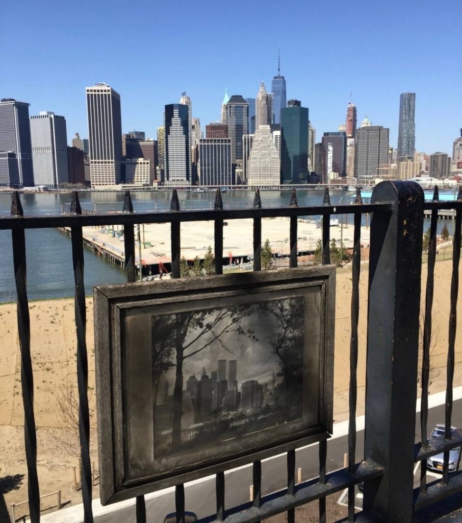 What to see in Brooklyn: the promenade on Manhattan, how it was and how it is