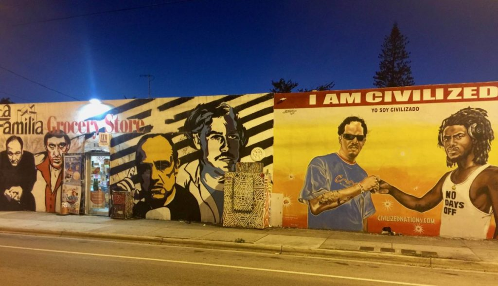 Cosa vedere a Miami: Wynwood murales