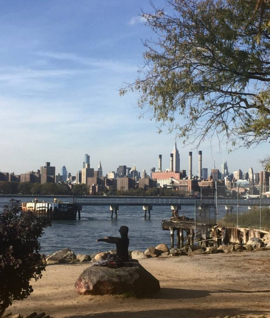 What to see in New York: Williamsburg, Grand Ferry Park
