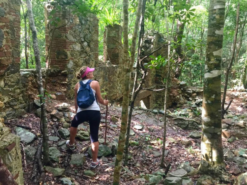 What to see in St. John: the Reef bay Trail Hike