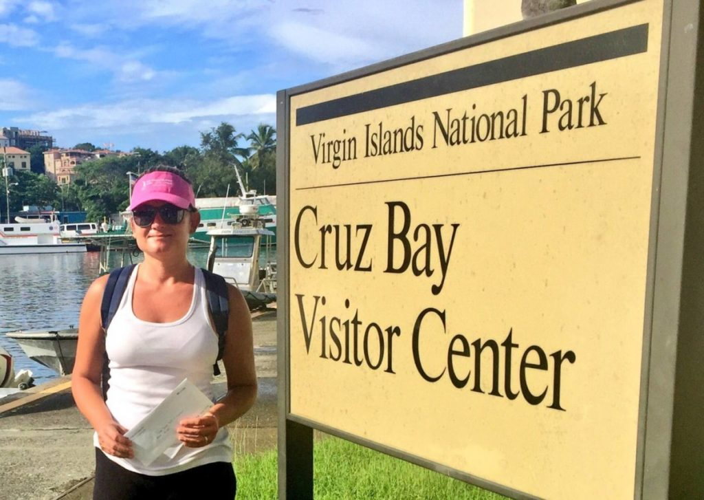 What to see in St. John: US Virgin Islands National Park – Visitor Center