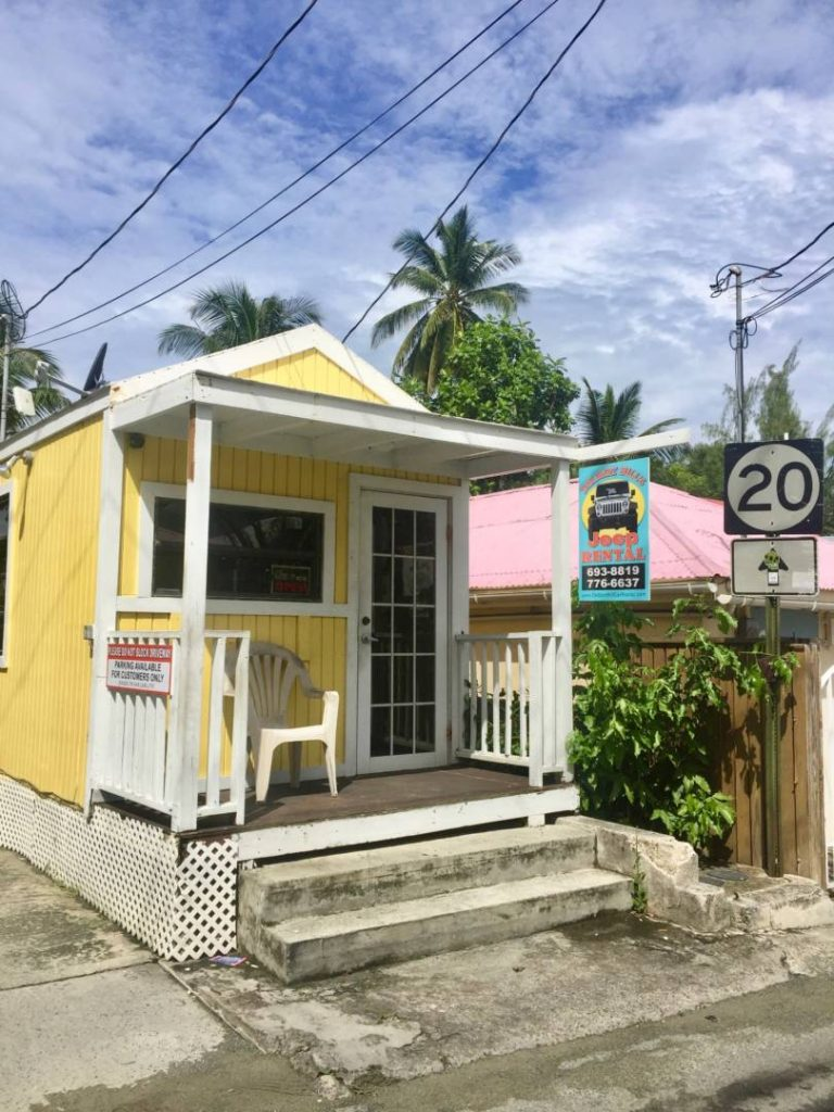 What to see in St. John: Cruz Bay, views