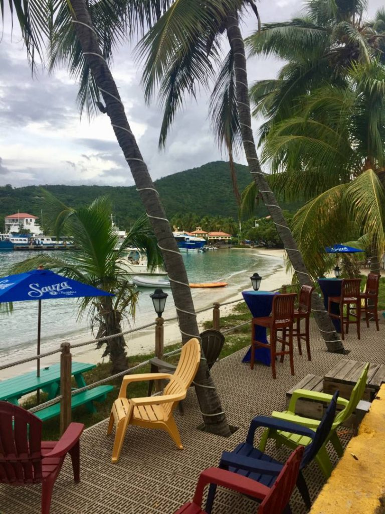 What to see in St. John: Cruz Bay Beach