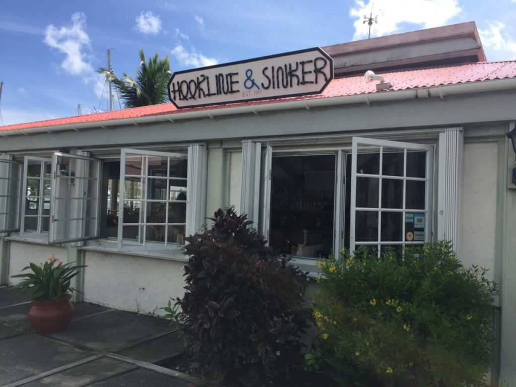 What to see in St. Thomas: Hook Line and Sinker
