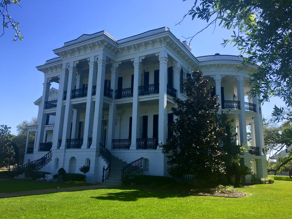 What to see in Louisiana: Nottoway Plantation