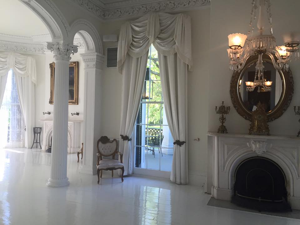 The White Ballroom
