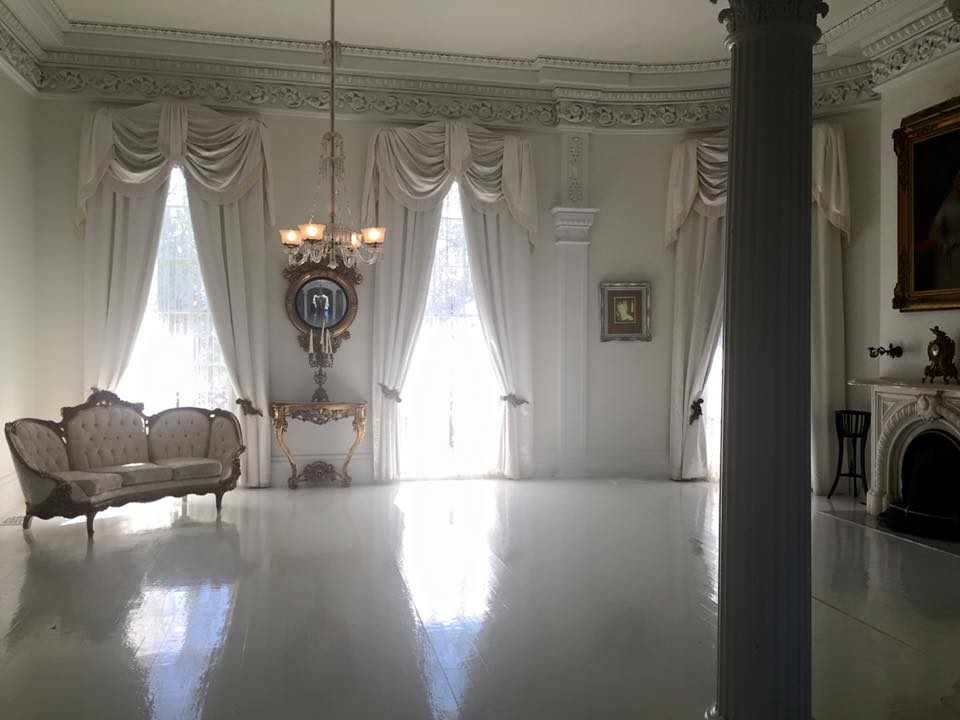 The White Ballroom, prospettive