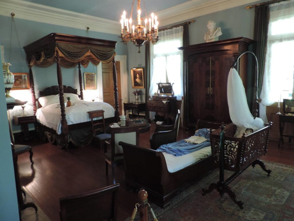 Oak Alley Plantation, main room