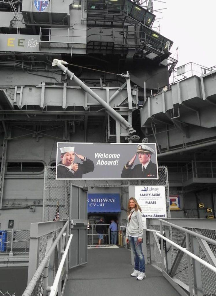 Viaggio in California: a bordo della Midway