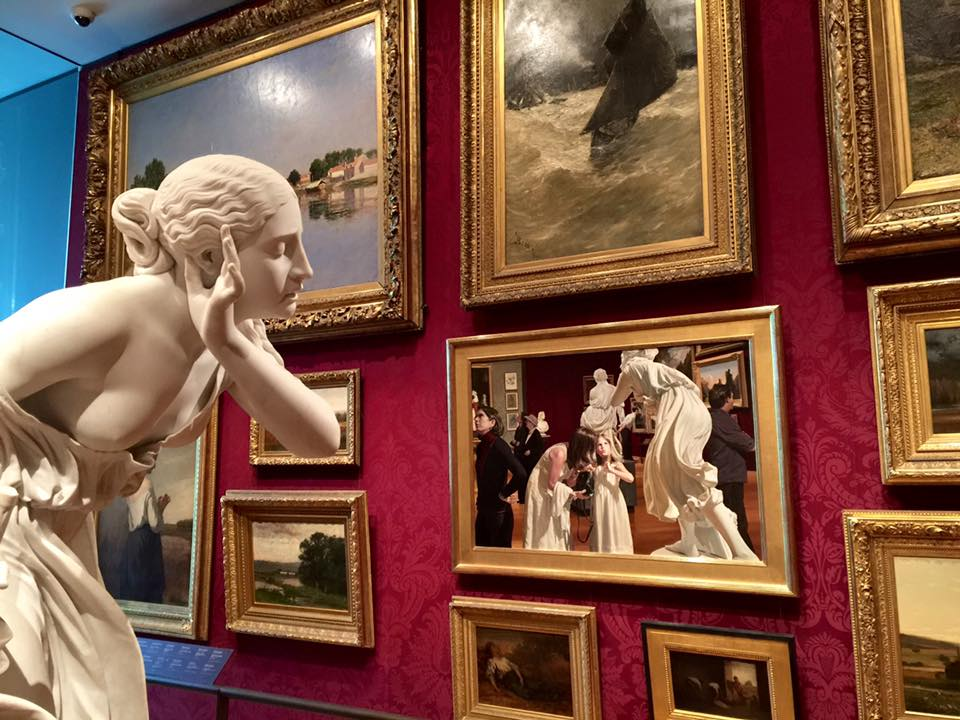 Da non perdere a Boston: Museum of Fine Art, scorci
