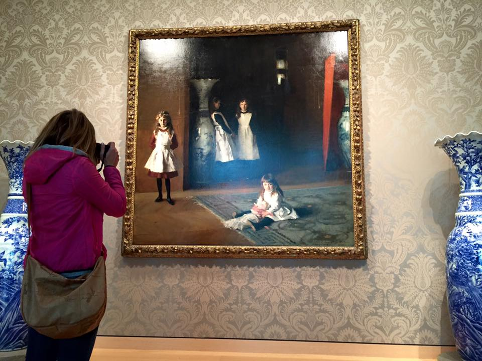 Da non perdere a Boston: Museum of Fine Art, scatti