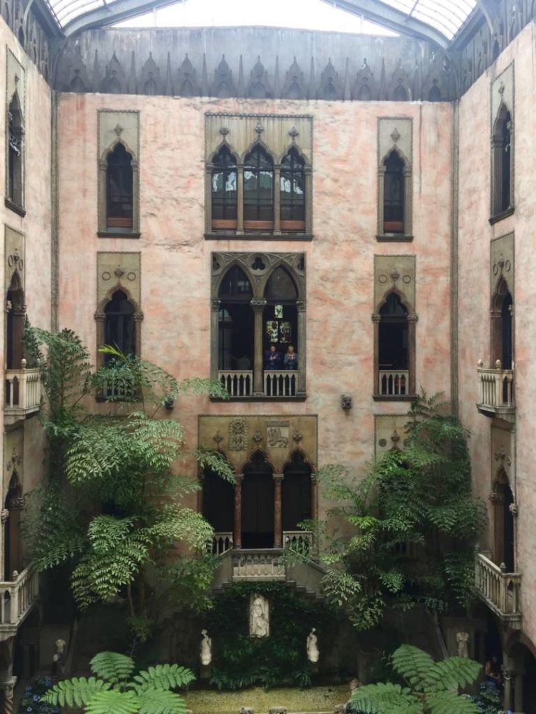 Not to miss in Boston: Isabella Stewart Gardner Museum