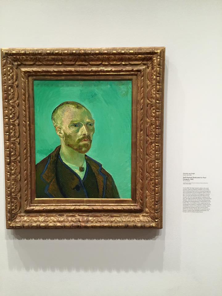Harvard Art Museum, Van Gogh