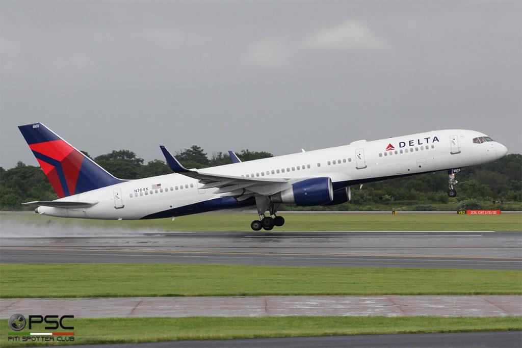 Delta Airlines Photo credits: Piti Spotter Club - Verona