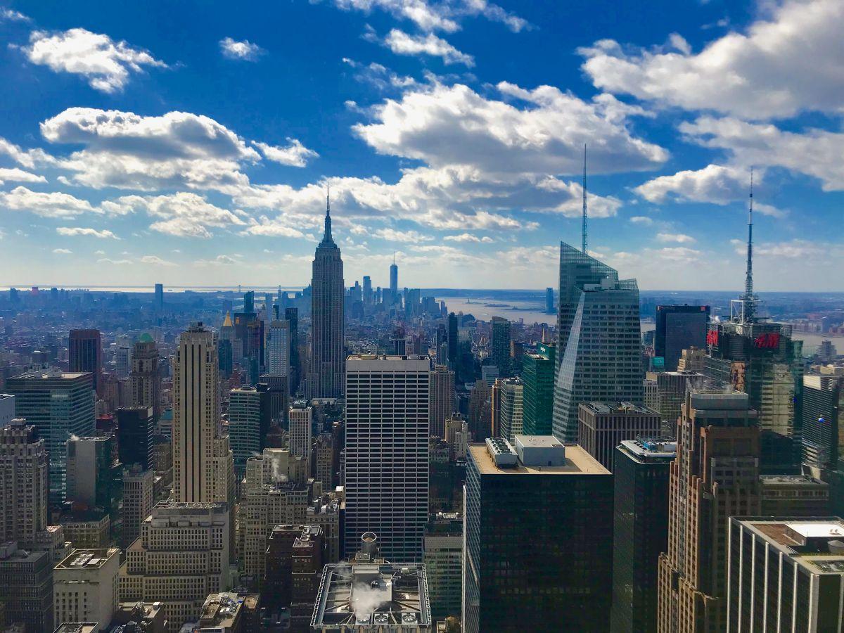 New York - Simona Sacri travel blogger