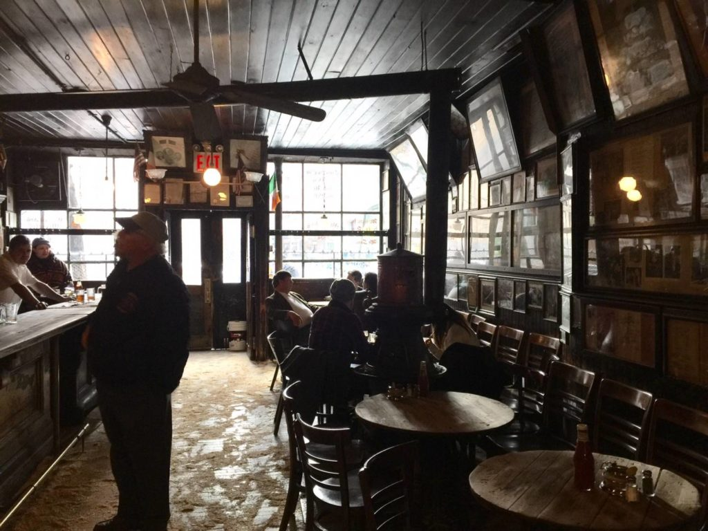 McSorley's Old Ale House, the inside