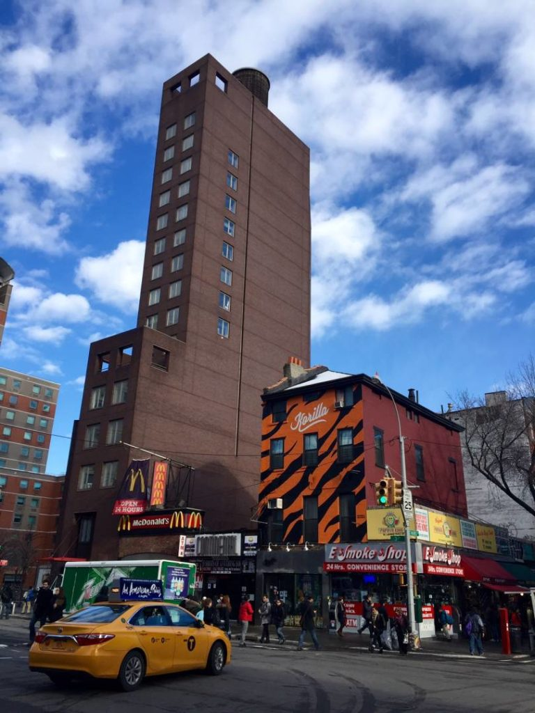 New York itineraries: welcome to the East Village