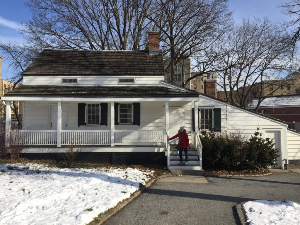 Discover the Bronx: Edgar Allan Poe Cottage