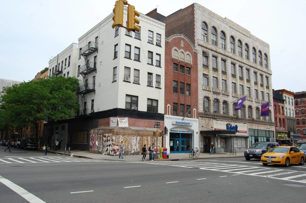 The Fillmore East today