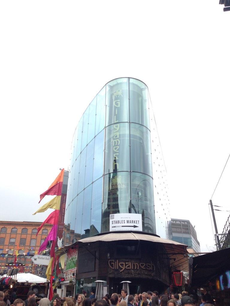 Flatiron in Camden Town, Londra