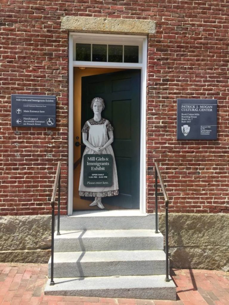 The Mills Girls & Immigrants Museum